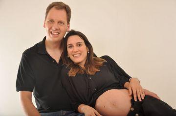 BOOK RECORDAÇÃO (gestante) – Gabriela e Ricardo